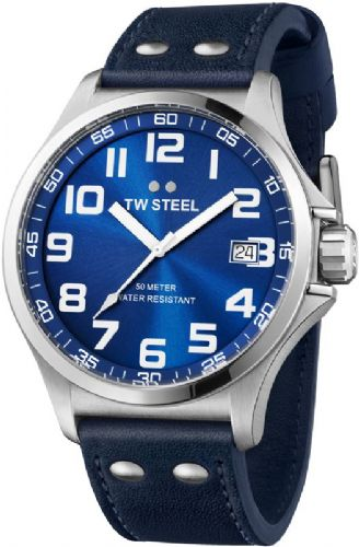 TW STEEL Pilot 45mm Gents Watch TW400